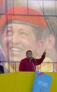 La Revolución Mundial pasa por Hugo Chávez (I. parte)